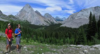 Burstall Pass,Peter Lougheed Provincial Park, Kananaskis Country, Alberta