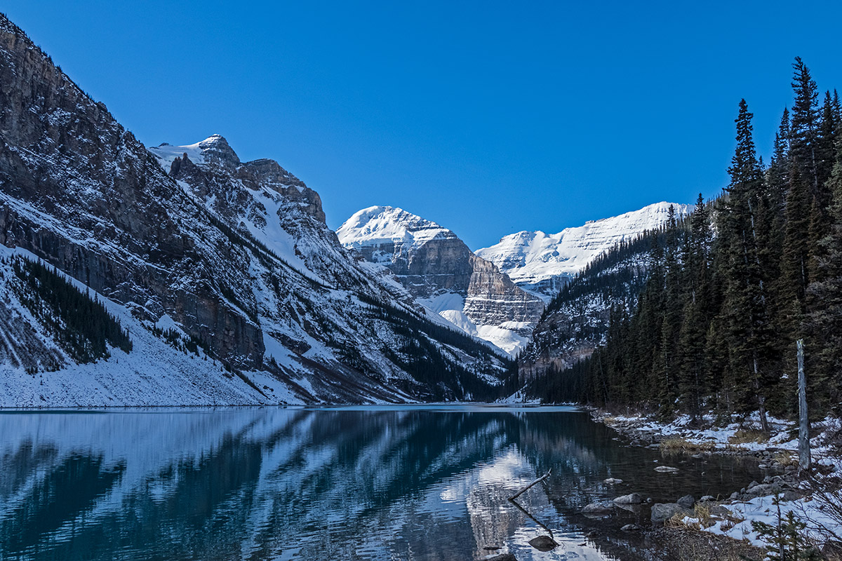Canadian Rocky Mountains, photo